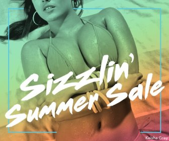 Sizzlin' Summer Sale